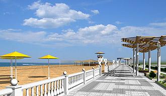 фото отдых береговое феодосия